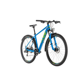 Cube Aim Allroad MTB Hardtail blue